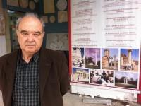 Ένας σύγχρονος 'Φειδίας': Στον αγώνα για την επιστροφή των γλυπτών της Ακρόπολης