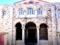 Η Παναγία Εκατονταπυλιανή της Πάρου